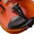 エレクトリック独自のタイガープリント入力品級バイオリン純正手作りの実木大人子供用の楽器のシングルボード1/8サイズ【身長108 cm以上に適しています】