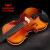 闘牛士(闘牛士)手作りの実木バイオリン入力品試験級バイオリン演奏楽器子供大人のバイオリン3/4 Bタイプのナツメ色